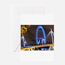 London Eye Lights up Greeting Cards