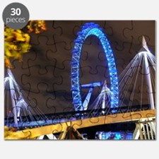 London Eye Lights up Puzzle