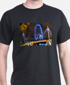 London Eye Lights up T-Shirt