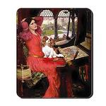 The Lady's Cavalier Mousepad