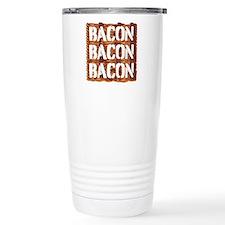Bacon Bacon Bacon Travel Mug
