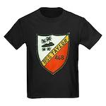 USS TAYLOR Kids Dark T-Shirt