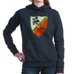 USS TAYLOR Women's Hooded Sweatshirt