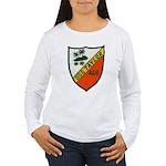 USS TAYLOR Women's Long Sleeve T-Shirt