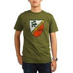 USS TAYLOR Organic Men's T-Shirt (dark)