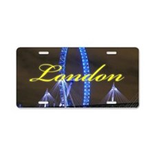 The London Eye - Pro photo Aluminum License Plate