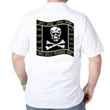 Jolly rogers vf 84 Golf Shirt