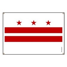 Washington, D Banner