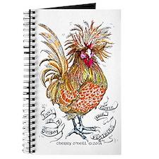 Chicken Feathers Journal