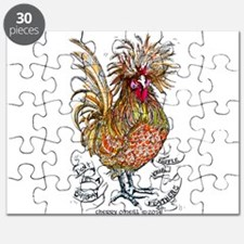 Chicken Feathers Puzzle