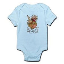 Chicken Feathers Body Suit