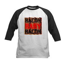 Bacon Baby Bacon Baseball Jersey
