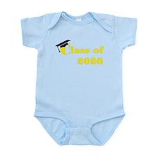 Class of 2026 Baby Onesie