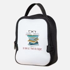 This Chapter Neoprene Lunch Bag