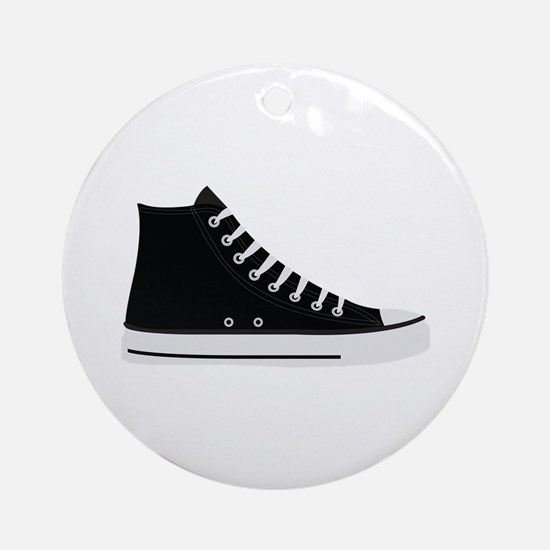 High Top Ornament (Round)
