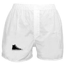 High Top Boxer Shorts