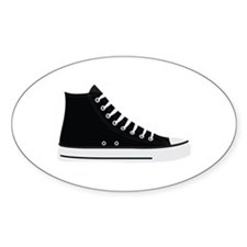 High Top Decal