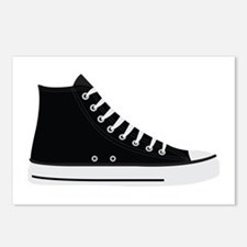 High Top Postcards (Package of 8)