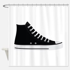 High Top Shower Curtain