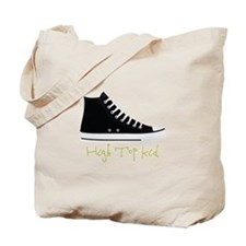 High Top Kid Tote Bag