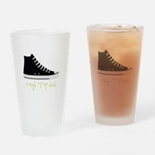 High Top Kid Drinking Glass