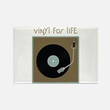 Vinyl For Life Magnets