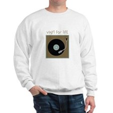 Vinyl For Life Jumper