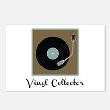 Vinyl Collector Postcards (Package of 8)