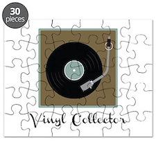 Vinyl Collector Puzzle
