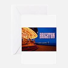Brighton Pier Greeting Cards