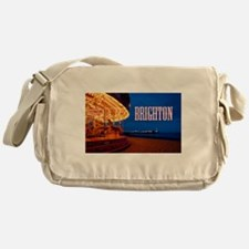 Brighton Pier Messenger Bag