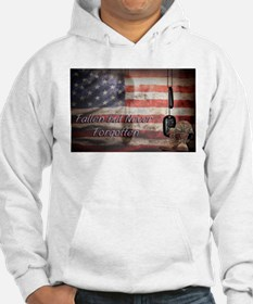 Fallen but never forgotten Hoodie