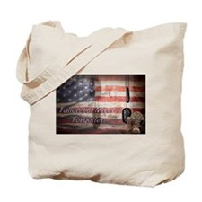 Fallen but never forgotten Tote Bag