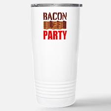Bacon Party Travel Mug