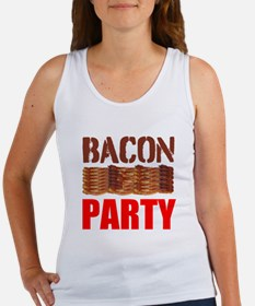 Bacon Party Tank Top