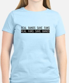 real fans T-Shirt