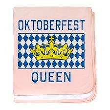 OKTOBERFEST Queen baby blanket
