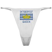 OKTOBERFEST Queen Classic Thong