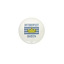 OKTOBERFEST Queen Mini Button (10 pack)