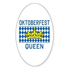 OKTOBERFEST Queen Decal