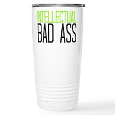 INTELLECTUAL BAD ASS Travel Mug