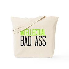 INTELLECTUAL BAD ASS Tote Bag