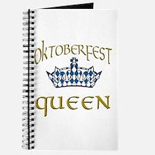 Oktoberfest Queen Crown Journal