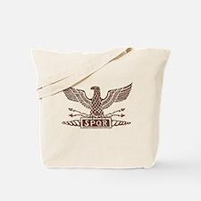 Roman Eagle Tshirt Distressed1.png Tote Bag