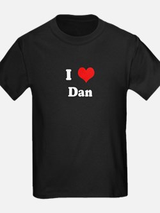 I Love Dan T