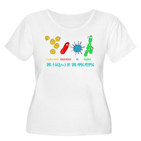 Apocalypse Women's Plus Size Scoop Neck T-Shirt