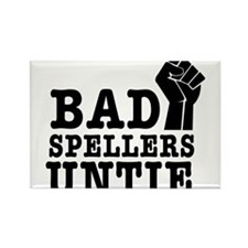 bad spellers untie Magnets