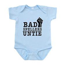 bad spellers untie Body Suit
