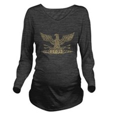 Roman Eagle distressed light.png Long Sleeve Mater