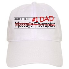 Job Dad Massage Baseball Baseball Cap